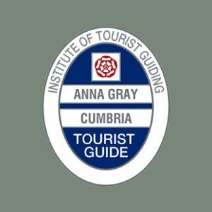 Blue Badge Tour Guide logo