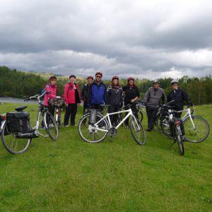 Electric bike tours of Cumbria