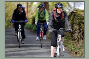 Electric bike tour - Winster Wobble