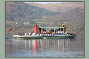 Ullswater - guided Lake District guided tours