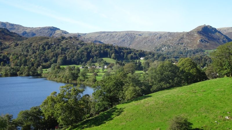 Connecting with Lake District landscapes